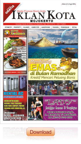 tabloid iklan edisi 1/1/8/11