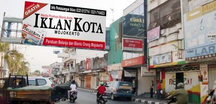 headline iklan kota